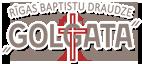 RĪGAS GOLGĀTAS BAPTISTU DRAUDZE